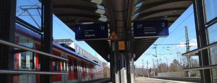 Bottrop Hauptbahnhof is one of Bahnhöfe besucht !.