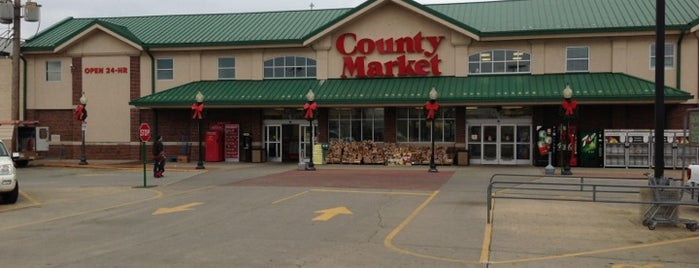 County Market is one of DownState Etc.