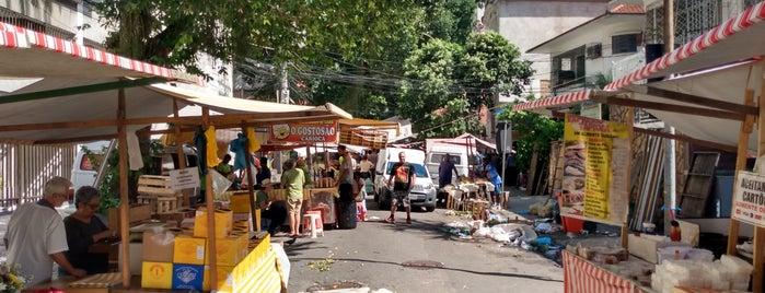 Feira Livre is one of Rotinas.