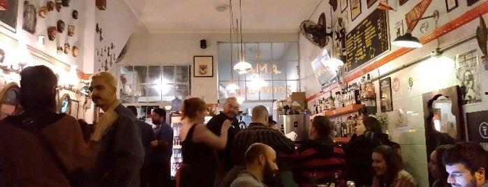 A Dama E Os Vagabundos Bar is one of São Paulo | Bar.