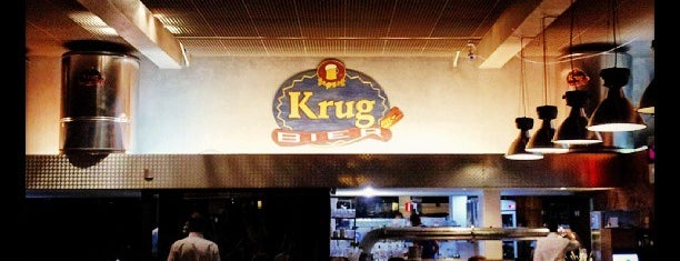 Krug Bier is one of Locais curtidos por Miro.