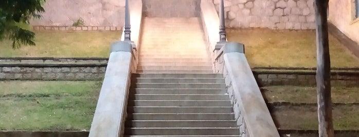 Escadaria do Bixiga is one of Lucas'ın Beğendiği Mekanlar.