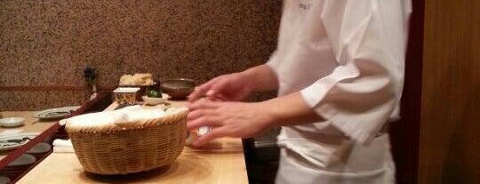 Sushi Kanesaka is one of Japan.