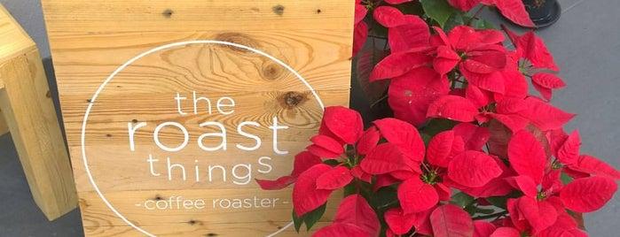 The Roast Things Coffee Roaster is one of Coffee.
