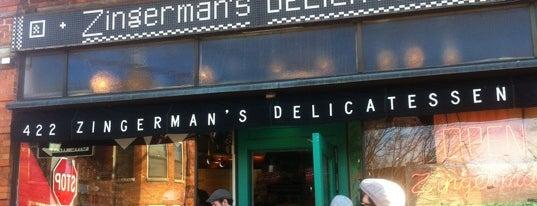 Zingerman's Delicatessen is one of Michigan's Adventure.