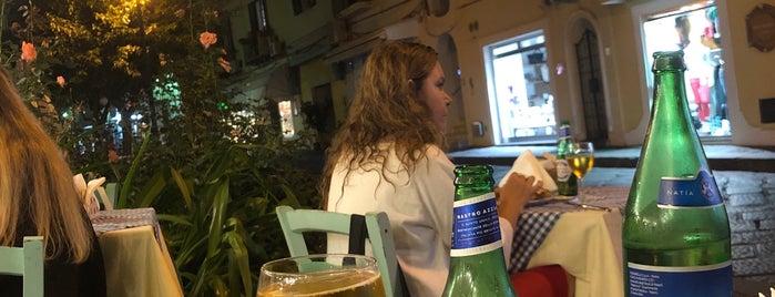 Aglio, Olio e Pomodoro is one of Ischia.