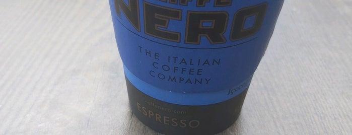 Caffè Nero is one of Lale Kart Buluşma Noktaları.