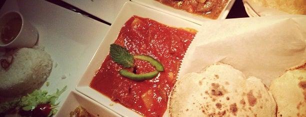 Guru indian Cuisine is one of Lugares guardados de Alex.
