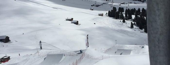Obereggen Snowpark is one of Luoghi della Val di Fiemme.