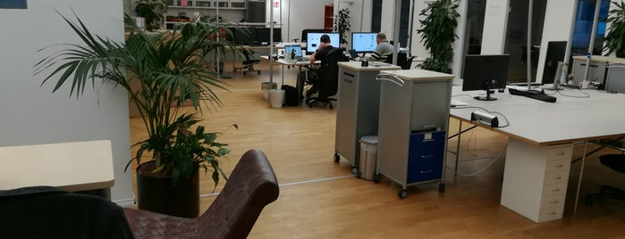 MS Spacelab is one of Coworking.