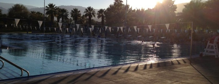 Palm Desert Aquatic Center is one of Palm Springs.