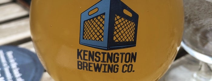Kensington Brewing Company is one of Places eaten (Toronto).