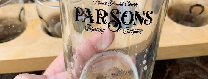 Parsons Brewing Company is one of Pec.