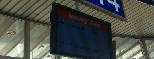 Gate B44 is one of Geneva (GVA) airport venues.