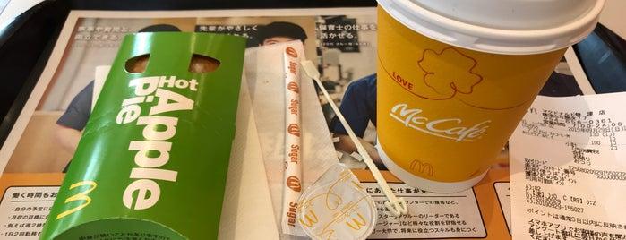 マクドナルド 焼津店 is one of Posti che sono piaciuti a Takashi.