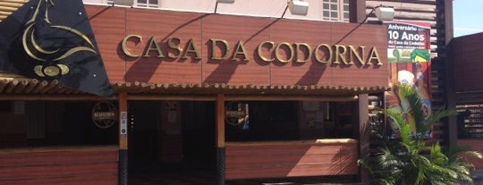 Casa da Codorna is one of Locais curtidos por Larissa.