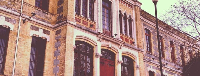 Escuela Superior de Música y Danza de Monterrey is one of สถานที่ที่ Beto ถูกใจ.
