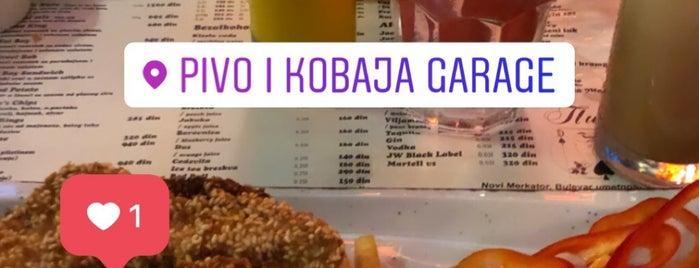 Pivo i kobaja is one of Lieux qui ont plu à Marija.