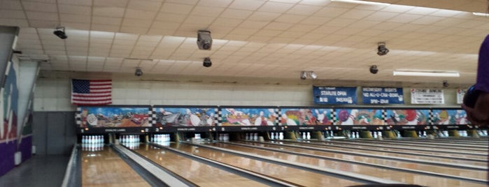 Starlite Lanes is one of Mission: Arizona.