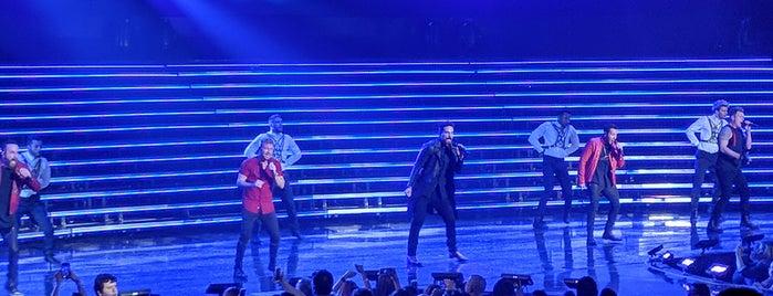 Backstreet Boys: Larger Than Life is one of Orte, die Travis gefallen.