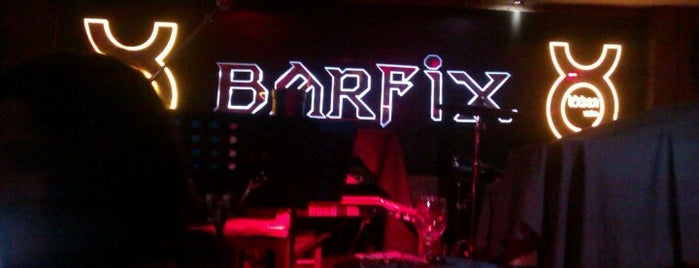 Barfix is one of Haha.