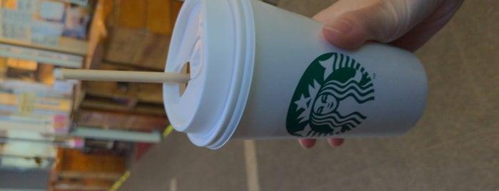 Starbucks is one of 美.