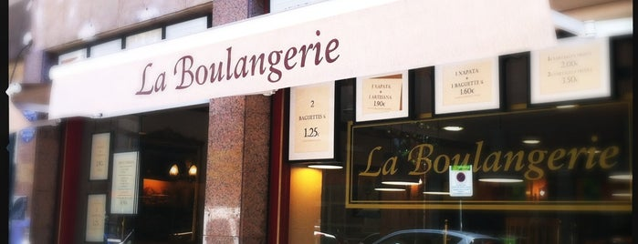La Boulangerie is one of Best bakery in BCN.
