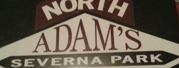 Adam's Ribs is one of Orte, die Melissa gefallen.