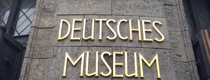 Deutsches Museum is one of Munich Social.