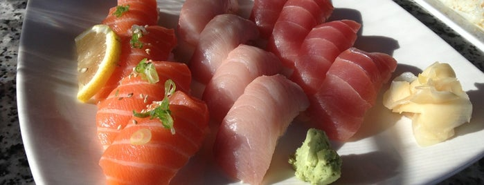 Sushi Den is one of Denver - Food to Try.