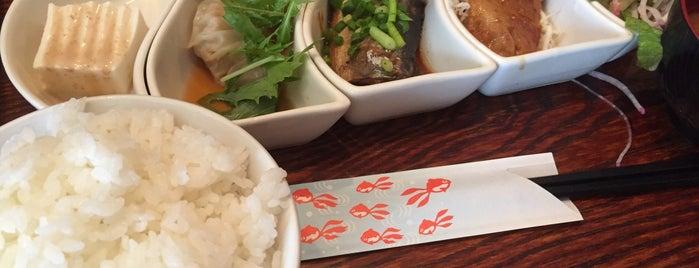 惣菜ダイニング TERU is one of 田町ランチスポット.