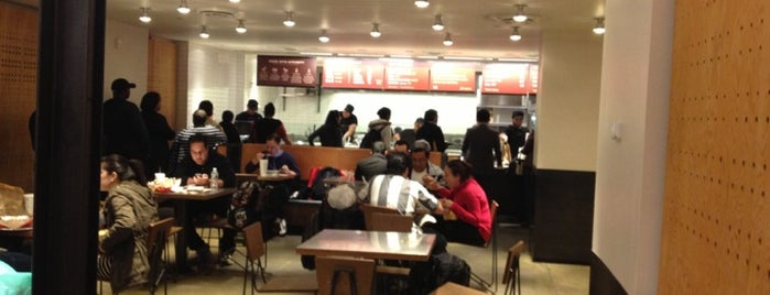 Chipotle Mexican Grill is one of Locais salvos de JRA.