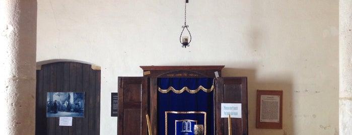 Sinagoga, Museu Hebraico Abraham Zacuto is one of Portugal Road trip.
