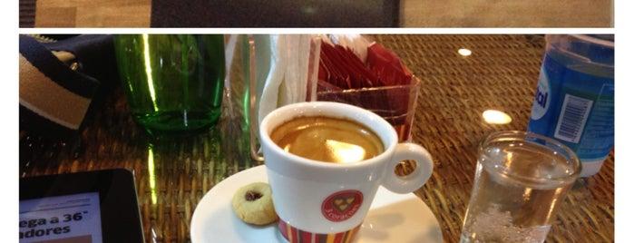 il espresso is one of สถานที่ที่บันทึกไว้ของ Katarina.