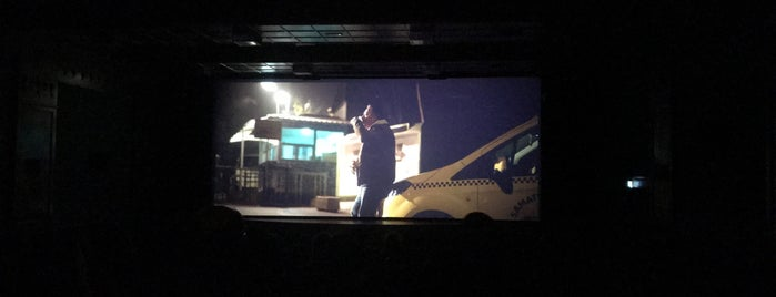 Tire Seha Gidel 3d Sineması is one of Nagehan'ın Beğendiği Mekanlar.