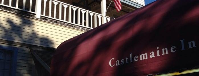 Castlemaine Inn is one of Colin : понравившиеся места.