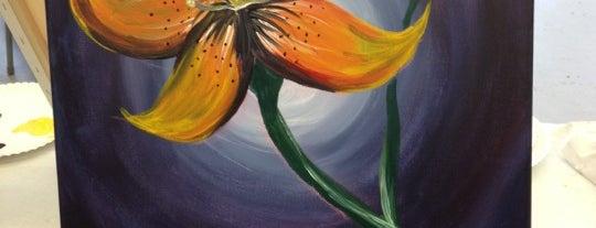 Painting with a Twist is one of Posti salvati di JJ.