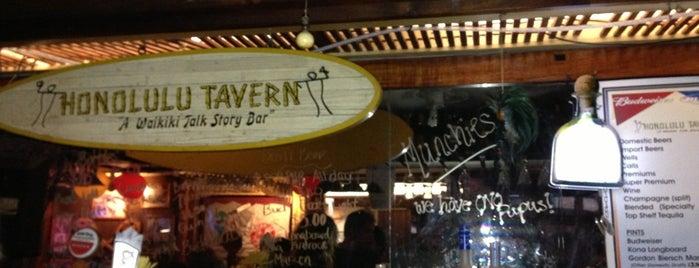Honolulu Tavern is one of Honolulu.