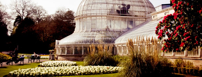 The Palm House is one of Belfast.