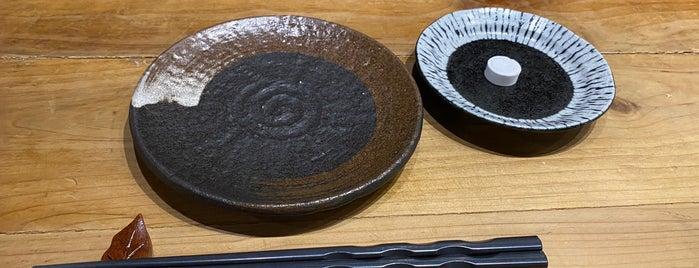 Ishinomaki Grill & Sake is one of Lugares favoritos de Andrew.