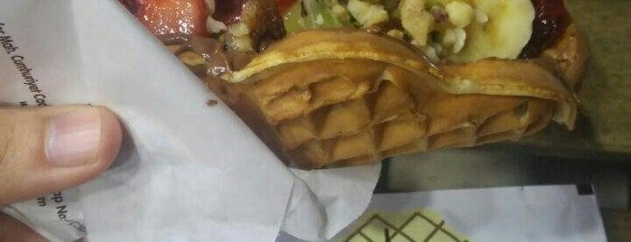 Adress Waffle is one of Ç.