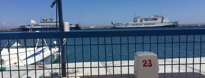 Girne Gümrük Limanı is one of Posti che sono piaciuti a Cem.