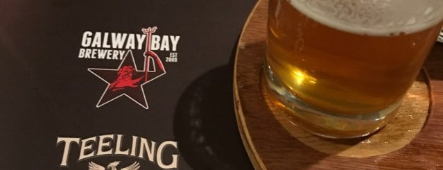 Galway Bay Brewery is one of Daniel's Saved Places.