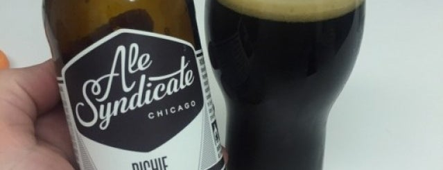 Ale Syndicate is one of Breweries.