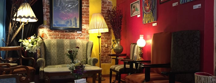 Rococó Café Espresso is one of Los Mejores Cafés de Especialidad del DF.