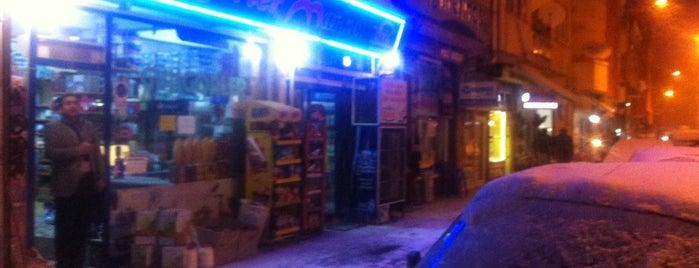 Gungorler Market is one of สถานที่ที่ Çilek ถูกใจ.