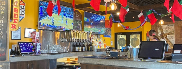 Barrio Brewing Co. is one of Mesa+.