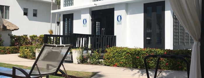 O Restaurant is one of Belize.