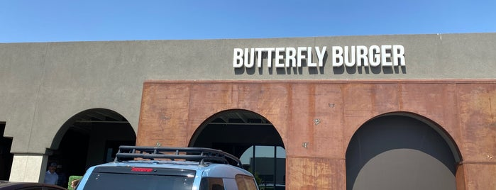 Butterfly Burger is one of Sedona.