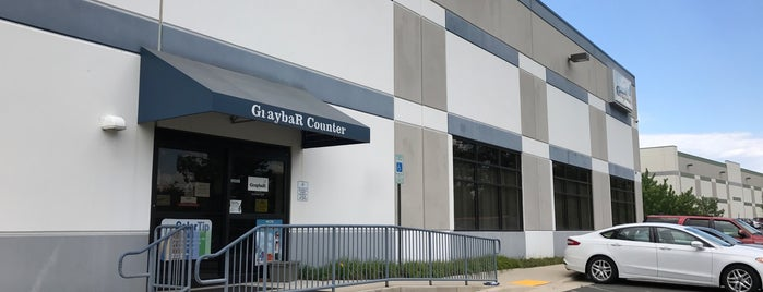 Graybar is one of good spots near eqx.